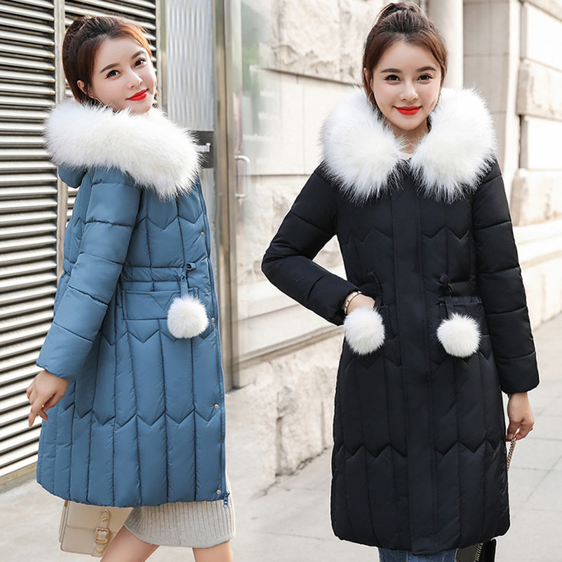 Plus Size Thick Winter Jacket Women Coats 2020 New Fashion Women Down Coat Wadded Down Jackets Warm Outwear Winter Coat Women
