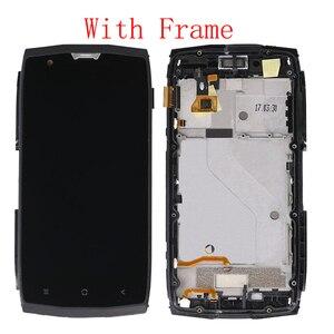 """Image 2 - Blackview için BV7000/BV7000 Pro LCD monitör + dokunmatik ekran digitizer Kiti + Çerçeve ile 5.0 """"1920x1080 P LCD + ücretsiz Aracı"""