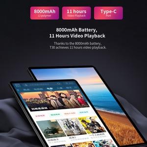 "Image 5 - Tablet telefoniczny Teclast T30 4G android 9.0 10.1 ""1920x1200 MTK P70 4GB RAM 64GB ROM tablety PC podwójny aparat GPS type c 8000mAh"
