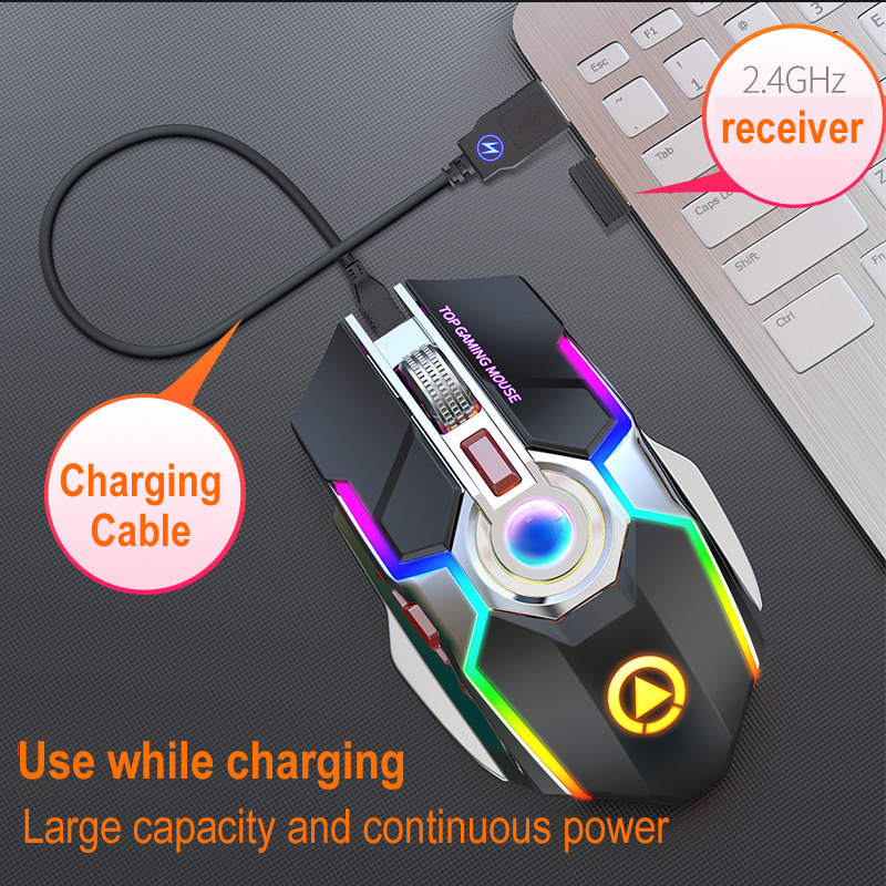 Gaming Mouse Charging Cable
