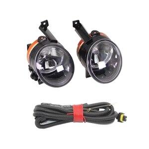 Image 2 - Car Light For VW Polo Vento Sedan Saloon 2011 2012 2013 2014 2015 2016 Fog Light Fog Lamp Fog Light Cover And Harness Assembly