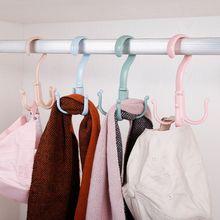 Пластиковые крючком s-образные вешалки Крючки для брюк, одежды, полотенец, одежды домашний гардероб Органайзер