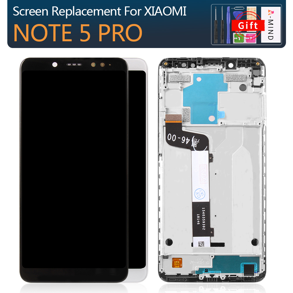 Original <font><b>Display</b></font> Für Xiaomi Redmi Hinweis <font><b>5</b></font> <font><b>LCD</b></font> Touch Screen Replacment Globale Für Xiaomi Redmi Hinweis <font><b>5</b></font> Pro <font><b>Display</b></font> Snapdragon 636 image