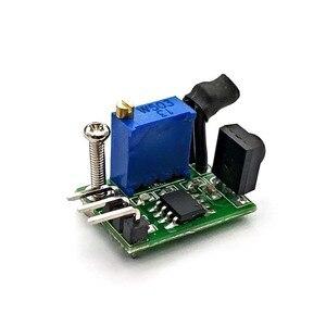 Image 2 - MK00169 חדש אינפרא אדום דיגיטלי מכשול הימנעות חיישן סופר קטן 3 100cm מתכוונן הנוכחי 6mA