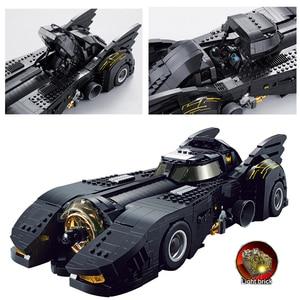 Decool 7144 Technic The Ultimate Batmobile Compatible Car Set Bulding Blocks MOC-15506 Bricks Toys Birthday Gifts for children(China)