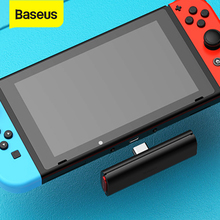 Baseus Wireless Bluetooth Transmitter V5.0 Receiver For Nintendo Switch 18W Fast Charge Low Latency Type-C USB Wireless Adapter