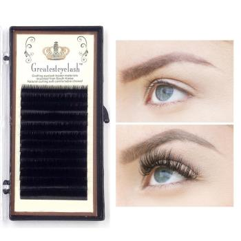 Protein Silk Handmade False Eyelashes Long Thick Lashes Extension EyeMakeup 3d mink lashes false eyelashes for extensions lashes