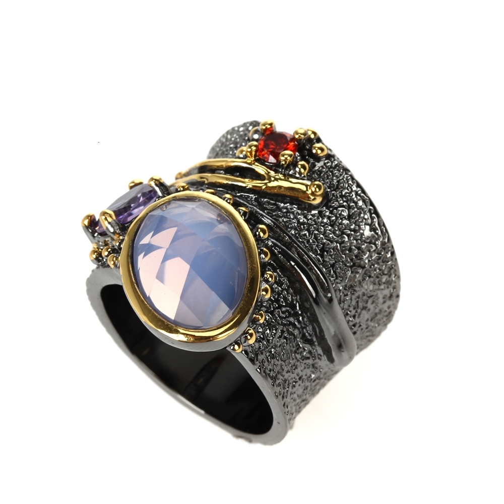 WA11749 DC1989 dreamcarnival1989 Top Brand Gothic Rings women wedding must have (10)