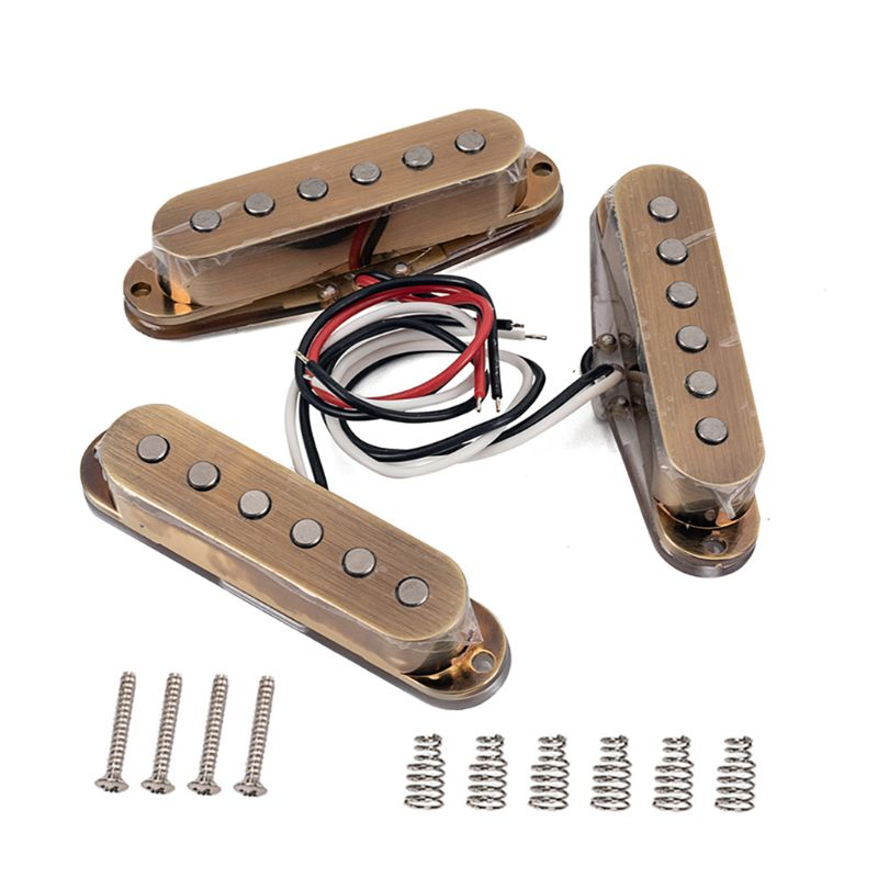 Pickups Alnico 5 48/50/52 for Stratocaster Strat ST SG Electric Guitar G99D