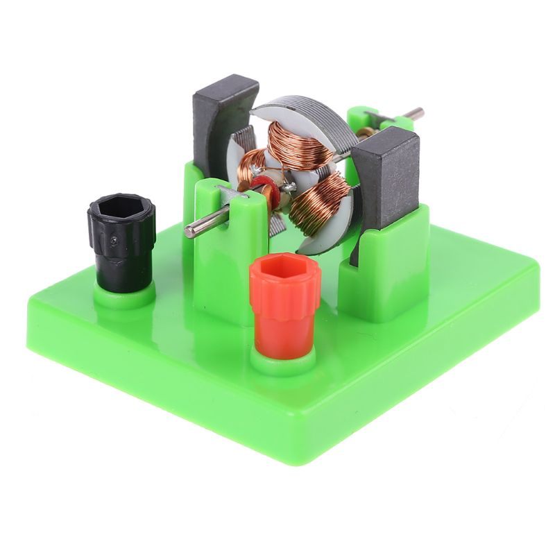 1.5V Open DC Motor Model Physical Enlighten Tool For Classroom Demonstrations Of DC Motors