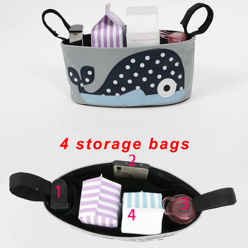 Baby Stroller Organizer Bag for Baby carriage bag Baby Pushchair Stroller Bag for Pram Organizer Travel Bags kids stroller bag
