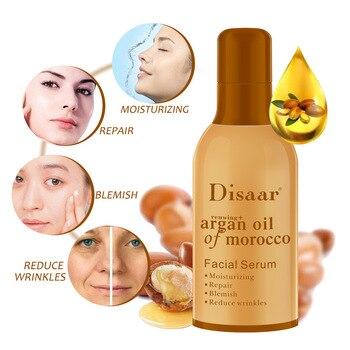 Argan Oil Morocco Facial Serum Transparent Repair Facial Cream Anti-aging Face Lifting Firming Serum Reduce Wrinkle Skin Care 2