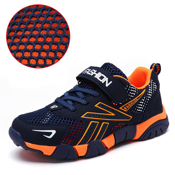 New Spring Autumn Children Shoes Boys Sports Shoes Fashion Brand Casual Kids Sneaker Outdoor Training Breathable Boys Shoes 1712 2020 spring autumn children shoes boys sports shoes fashion brand casual kids sneaker outdoor training breathable boy shoes 4829