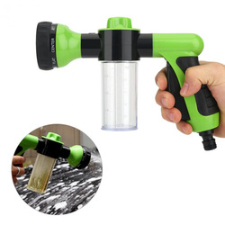 Regulowany dozownik wody pianka w sprayu roślina ogrodowa podlewanie okno samochodu szklany Spray do mycia pianki