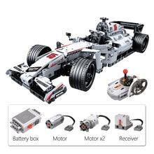729 adet Creator uzaktan kumanda araba yarışı tuğla seti RC araba yapı uzman blokları modeller oyuncaklar çocuk hediyeler için