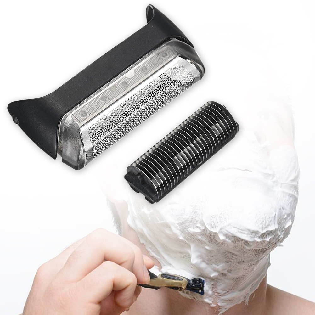 Shaver Foil Protective Easy Install Film Parts Mesh Cutter Razor Screen Electric Cleaning Durable Replacement Head For Braun 10B