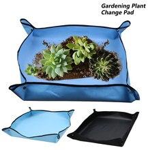 Mat Flower-Pot Land-Cushion Plant-Change Gardening-Mix Waterproof Basin Thicken-Pad Soil-Lock-Design