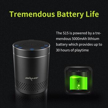 Bluetooth Speaker Aluminum Alloy 6