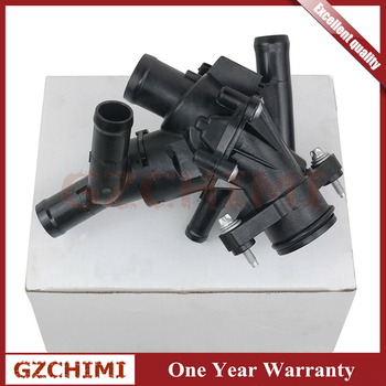 2702000615 Good Qulity Engine Coolant Thermostat Housing for Mercedes-Benz M270 M133 CLA GLA 180 200 250 A2702000415 A2702000615 1