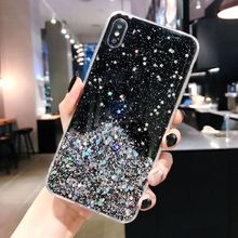 Luxury Glitter Star Sequins Phone Cases for Samsung