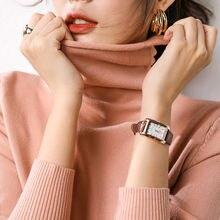 Зима 2020 новый женский джемпер корейский однотонный пуловер