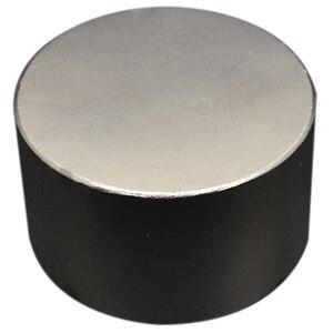 1 шт. N52 постоянный круглый магнит 50 мм x 30 мм большой супер сильный неодимовый магнит