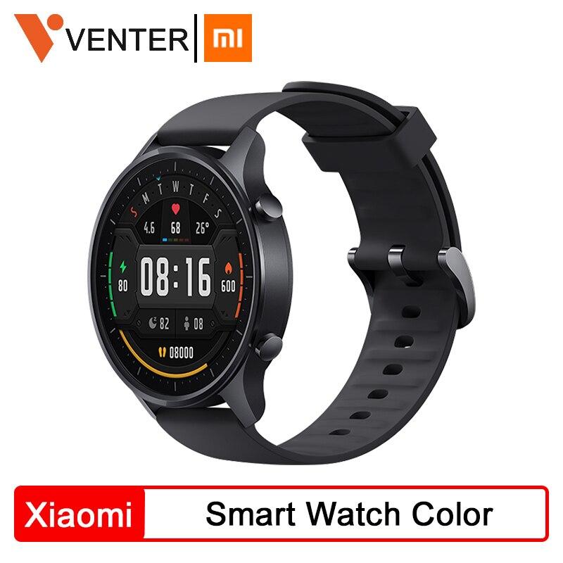 NEW Xiaomi Watch Color GPS Fashion Young NFC WIFI Bracelet Wristwatch Sport Bluetooth Fitness Heart Rate Monitor Tracker|Smart Watches| |  - AliExpress