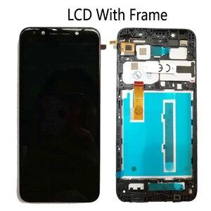 "Image 3 - 5,34 ""ЖК дисплей с рамкой для Vodafone Smart N9 lite LCD N9lite дисплей сенсорный дигитайзер сборка VFD620 дисплей VFD 620 экран"