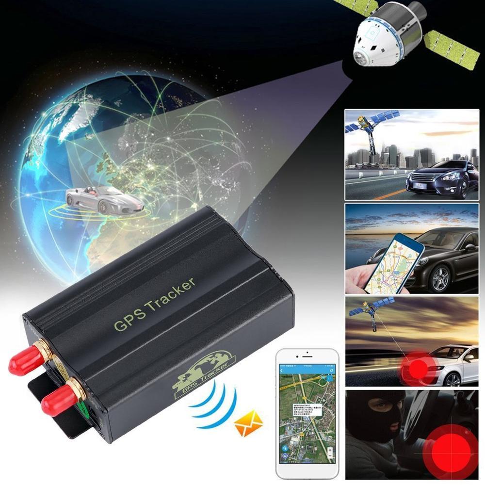 Mini GPS/SMS/nadajnik GPRS Tk103A lokalizator GPS w czasie rzeczywistym pojazd urządzenie lokalizujące samochód System na całym świecie nawigacja samochodowa