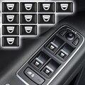 3D светоотражающий эпоксидный значок для интерьера автомобиля, стикер, модное украшение для Dacia Duster Logan Sandero Лодзи, аксессуары для стайлинга а...