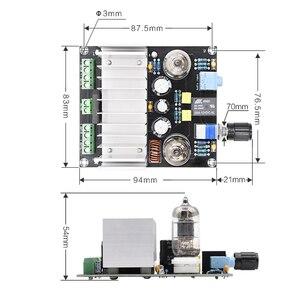 Image 3 - Tube Amplifier TDA7388 High Power Audio Preamplifier Board Four Channel 4 x 40W Stereo Preamp bile buffer 12V Digital Amplifiers
