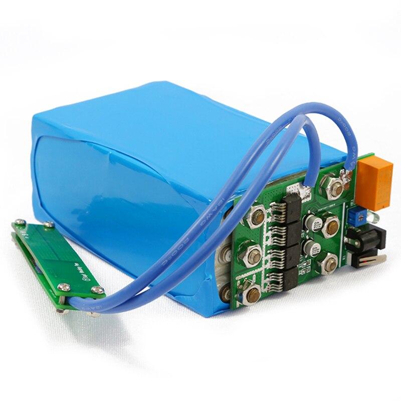 1Pcs Battery Spot Welder 10.8V 10000mah For 18650 Battery Box Assembly DIY Mini Spot Welder Welding Soldering Machine