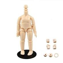 Кукла obitsu OB11 BJD, 11 см, 19 шарнирных игрушек, высокое качество, китайская Кукла, шарнирная кукла BJD, игрушки с держателем и ручной коллекцией