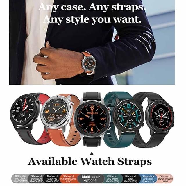 DT 78 Smart Watch Men Women Bracelet Fitness Activity Tracker Wearable Devices Smartwatch Heart Rate Wristwatch Men Smart Watch