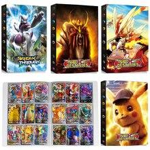 9 Pocket Pokemon 432 Card Album Holder Binder Anime Pokémon Map Playing Game Book Folder Loaded List Collectors Kids Toy Gift