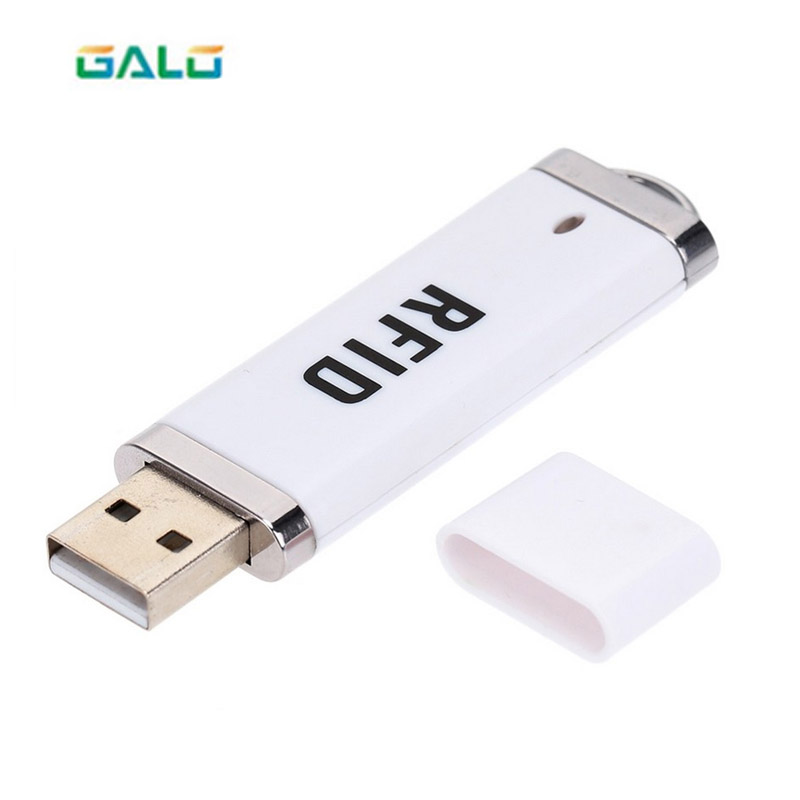 MINI U-disk Style USB Port 13.56Mhz NFC RFID Reader 13.56MHz