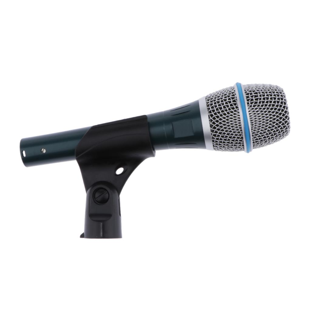 Dynamic Hi-Fi Portable Vocal Microphone For Stage Conferences Ktv Home