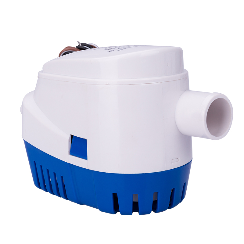 Fully Auto Bilge Pump 750 1100GPH DC 12V Electric Water Pump For Aquario Submersible Seaplane Motor Homes Houseboat Boat