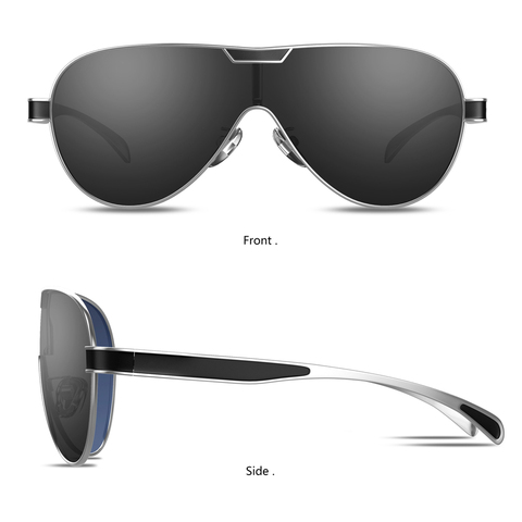 BARCUR Driving Polarized Sunglasses Men Brand Designer Sun glasses for Men Sports Eyewear lunette de soleil homme Islamabad