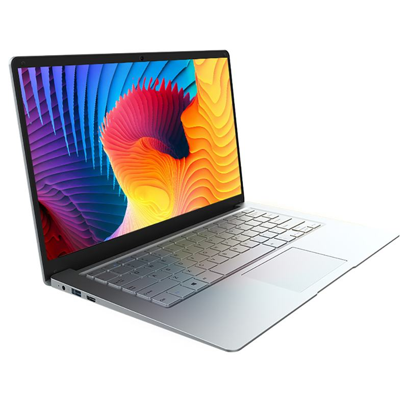 Jumper EZbook A5 14 Inch Laptop 1080P FHD Intel Cherry Trail Z8350 Quad Core Notebook 1.44GHz 4GB LPDDR3 64GB EMMC Windows 10 US title=