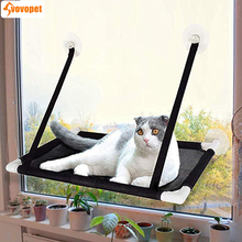 cat hammock bed mount window Bearing 20kg pet hanging Cosy Warm Seat Lounge for cats Kitten with Suction Cup