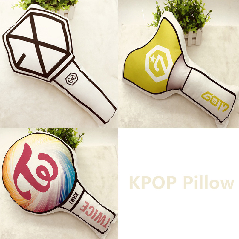 KPOP Pillow Cushions (GOT7 EXO TWICE )
