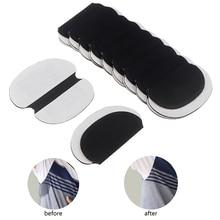 Shirt From-Sweat-Pads Armpit Deodorant Antiperspirant-Protection Underarm Black 20pcs