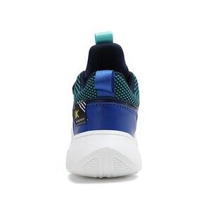 Image 5 - ילדי נעלי ספורט בנים נעלי 2020 סתיו אופנה עור ילדה נעלי החלקה נעלי ריצה עבור בנות סניקרס ילדים