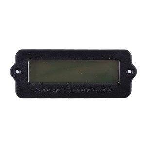 Image 5 - Ic Batterij Capaciteit Tester Voltmeter Indicator 12V LY6W Lood zuur Lipo Lcd Display Batterij Capaciteit Meter Power Detecteren Digitale