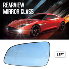 Acessórios do carro espelho de vidro espelho retrovisor vidro 6428786 13141985 substituição para opel astra h 2004-2008