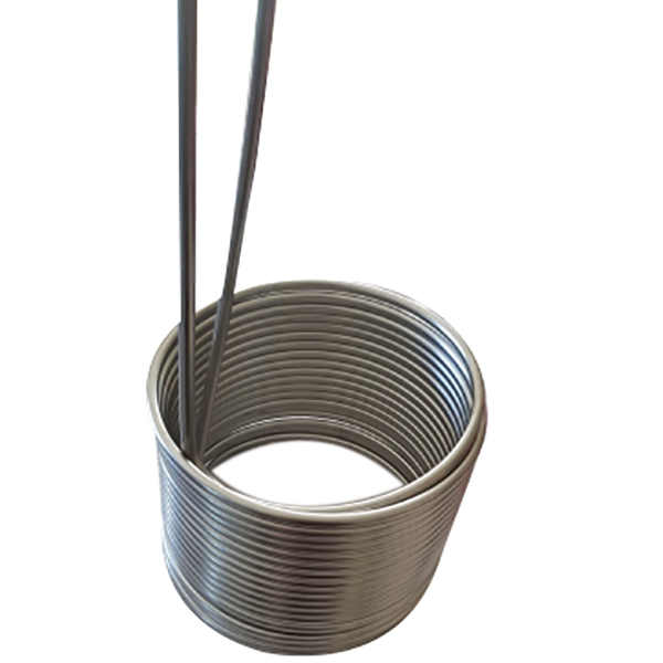 Stainless Steel Immersion Wort Chiller Tube for Home Brewing Super Efficient Wort Chiller Home Wine Making Machine Part -9.52mm Pakistan