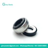 301-13P Pump Oil Mechanical Seal Model 301 Replace Burgmann BT-AR Ceramic Bellow Mechanical Shaft Seal 13mm L4=8mm (CAR/CER/NBR)