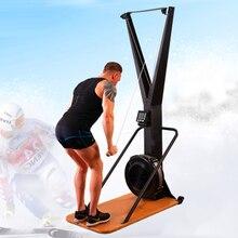 Gym fitness equipment factory erg skiing trainer crossfit ski machine rowing machine rower