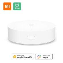 Xiaomi MIJIA Multi mode Gateway Hub ZigBee 3.0 WiFi Bluetooth Mesh Compatible with HomeKit Smart Home Remote Control Center